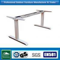 Buy cheap reading table adjustable height motorized table frame product