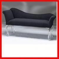 Buy cheap hot selling customized hot bending high polished clear acrylic sofa leg product