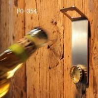Buy cheap Mounted bottle opener with magnet from wholesalers