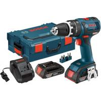 Buy cheap Drills and Impacts Learn more 18 V EC Brushless Compact Tough 1/2 In. Hammer Drill/Driver product