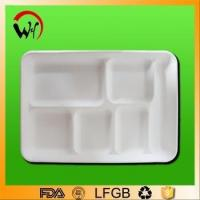 Buy cheap CE/FDA/LFGB Passed Restaurant disposable bento box product
