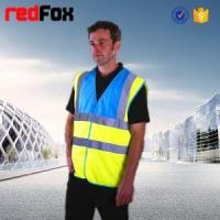 Buy cheap traffic security safety vests reflective from wholesalers