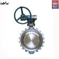 150Lb 3inch Triple Offset Lug Type Bi-directional Metal-seated Butterfly Valve