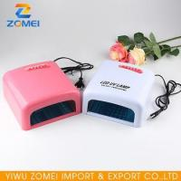 China New product led curing lamps uv light nail dryer for Nail Art on sale