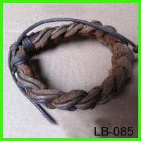 Buy cheap LB-085 genuine leather bangle product