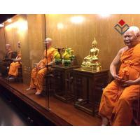 Buy cheap Religious Man Wax Figure Buddha Statues product
