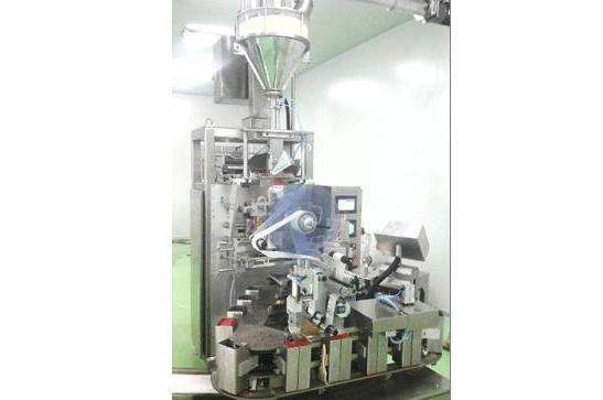 Quality Vacuum Packaging Machine ZB2000A6 Brick Type Bag Packing Machine With Labeling for sale