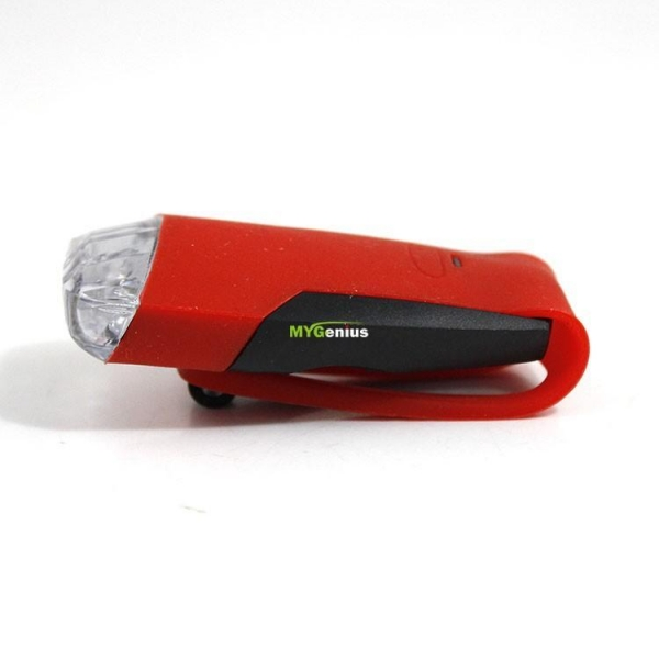 Quality 4 LED USB bike front light for sale
