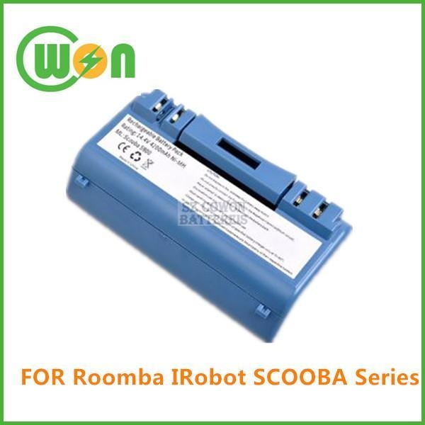 Quality 144V Battery for Roomba iRobot SCOOBA: 330/5800/5900/5910/5920/5940/5950340/34001/350/6000 series for sale
