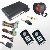 Buy cheap one way car alarm system with engine start from wholesalers