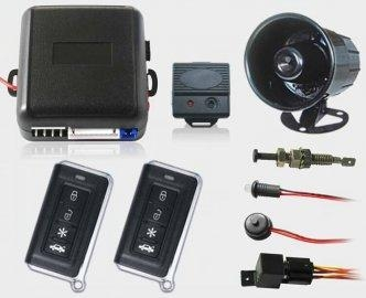 Quality car alarm 10 south american market for sale