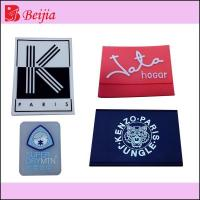 Buy cheap new design silicone label for garment product