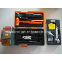 Buy cheap FLASHLIGHT WITH TOOL BOX product