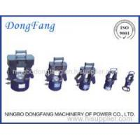 Hydraulic Compressor for Conductor Jointing on Transmission Line