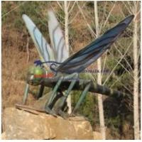 Buy cheap Animatronic Animal Dragonfly from wholesalers