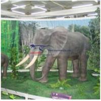 Buy cheap Animatronic Animal Elephant from wholesalers