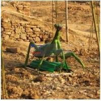 Buy cheap Mechanical Animal Mantis from wholesalers