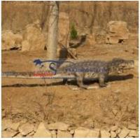Buy cheap Animatronic Animal Crocodile from wholesalers
