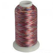 China Sewing thread PRODUCTS Multicolor embroidery thread on sale