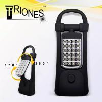 Buy cheap Camping flashlight ABS Material Dry Battery Energy Lantern Led Lights product