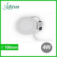 Buy cheap 4W Ultra Thin Round LED Panel Light product
