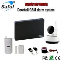 Buy cheap G3+ IP Camera Gsm Alarm Monitoring System product