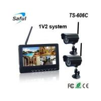 Buy cheap wireless camera monitoring system TS-606C 1V2 wireless monitor system product