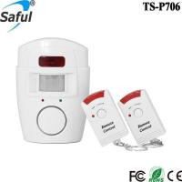 Buy cheap TS-P706 Wireless Independent PIR Sensor/motion Detector product