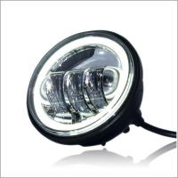 China 4.5 Harley LED Motorcycle Auxiliary Driving Lights Running Light DRL/Turning on sale