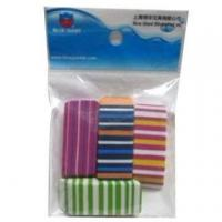 Colorful School Erasers