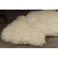 Buy cheap Leather Curly Natural Sheepskin product