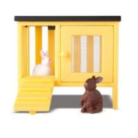 China Lundby Smaland 2015 Two Rabbits & Hutch wholesale