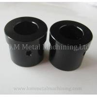 CP-001Black anodized machine parts