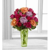 Buy cheap Sympathy Flowers The FTD Sun's Sweetness Rose Bouquet by Better Homes and Gardens from wholesalers