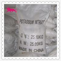 China RAW MATERIALS Potassium Nitrate on sale