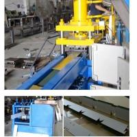 Buy cheap Suspended ceiling grid Roll forming Machine, Ceiling frame product