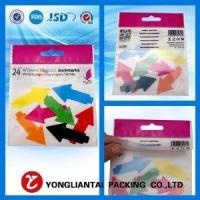 Buy cheap Polybag with header card packaging,polybag with header wholesale- header bag-1212 product