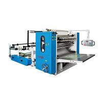 Buy cheap Drawn Facial Tissue Folding Machine from wholesalers