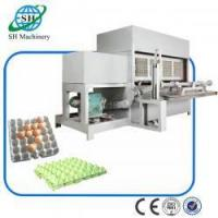 Buy cheap Factory Wholesale 4 Platens Egg Tray Making Machine SHZ-2000 from wholesalers