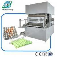 Buy cheap 8 Platens Egg Carton/Egg Box/Egg Tray Making Machine from China Factory SHZ-3600 from wholesalers