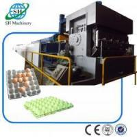 Buy cheap Fully Automatic Large Capacity Paper Pulp Egg Tray Production Line SHZ-4500 from wholesalers