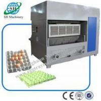 Buy cheap 8 Platens High Efficiency Paper Pulp Egg Tray Making Machine Machinery for Industrial Packing from wholesalers