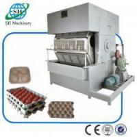 Buy cheap Bottle Tray Industrial Package Paper Plate Making Machine with 12 Platens SHZ-4500 product