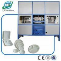 Buy cheap Best Quality Pulp Molding Paper Food Plate Making Machine Machine SHJZ-240 product