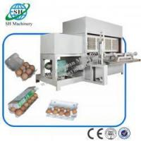 Buy cheap 4 Platens Rotating Egg Box Machine product