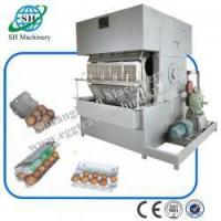 Buy cheap 12 Platens Rotating Egg Box Molding Machine product