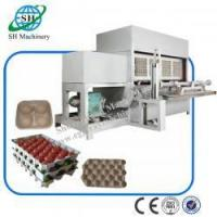 Buy cheap 4 Platens Rotating Fruit Tray Machine product