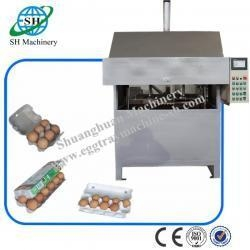 Quality Reciprocating Egg Carton Making Machine for sale