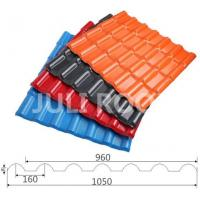 Accessories of PVC/APVC Corrugated Sheet Synthetic Resin Roof Tile