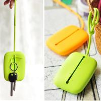 Buy cheap silicone key bag product